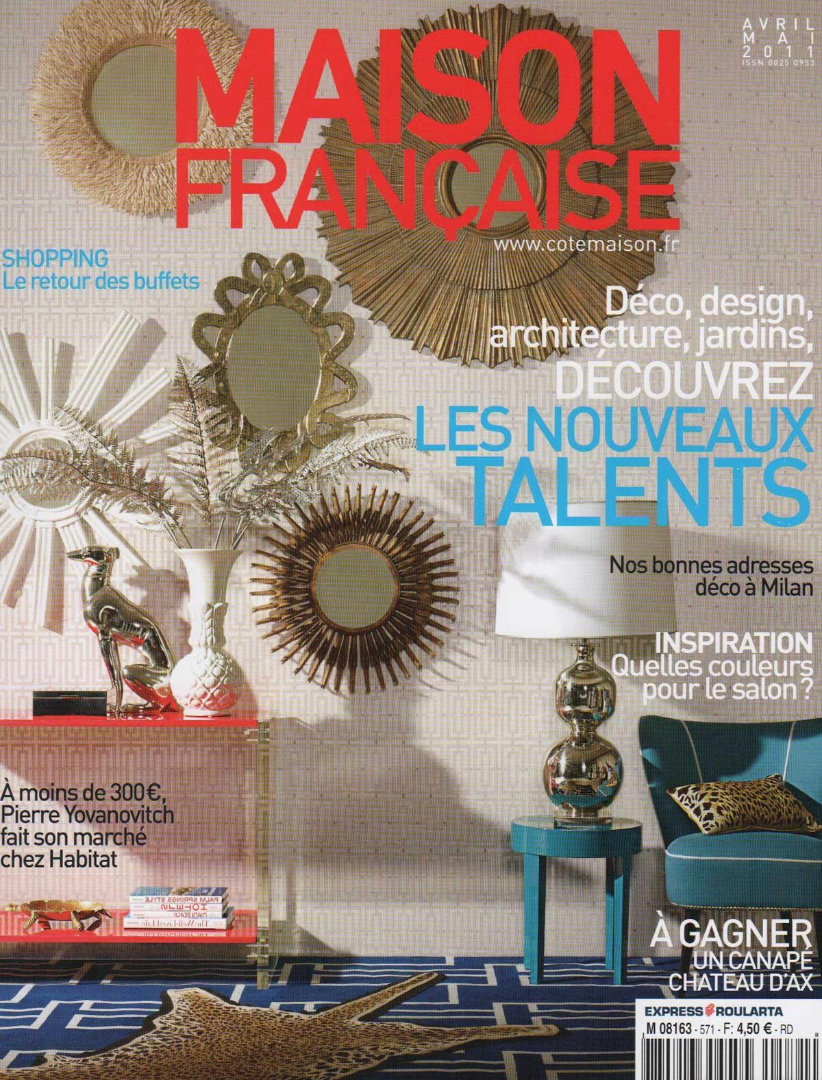 Maison Française #01