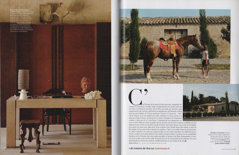 Maison Française #01 | Serge Castella
