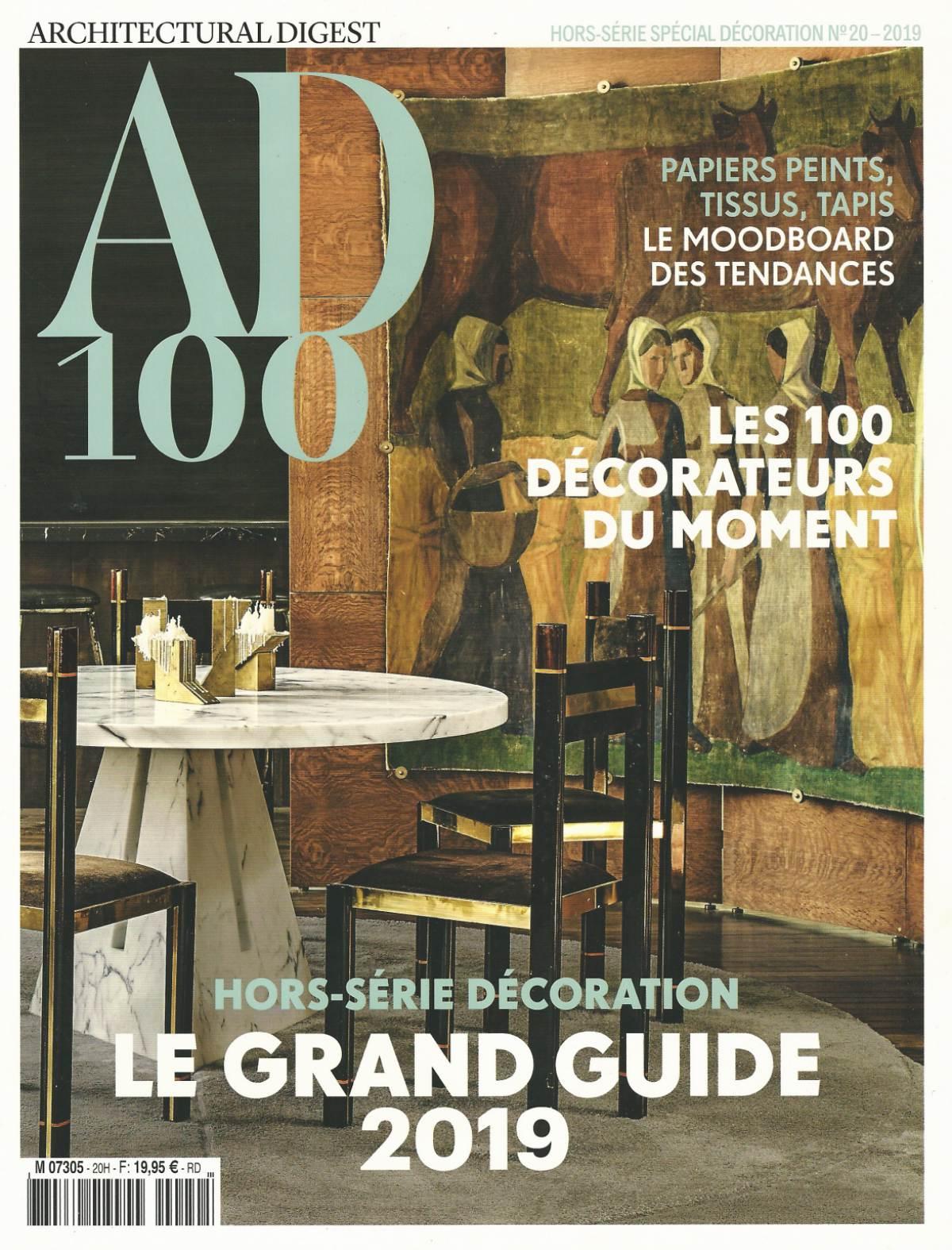 AD 100 FRANCE