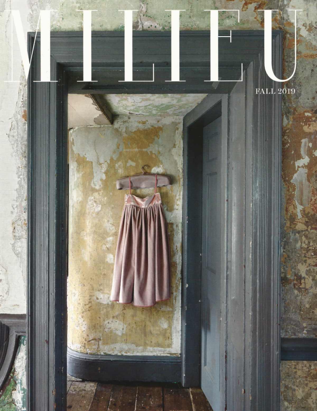 MILIEU FALL 2019